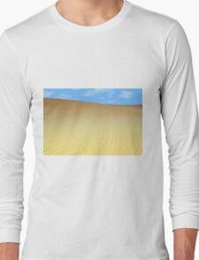 sand dune desert Long Sleeve T-Shirt