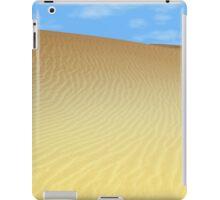 sand dune desert iPad Case/Skin
