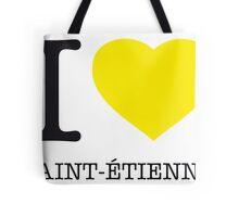 I ♥ ST. ETIENNE Tote Bag