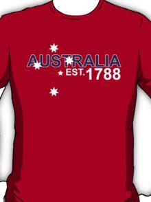 AUSTRALIA EST. 1788 T-Shirt