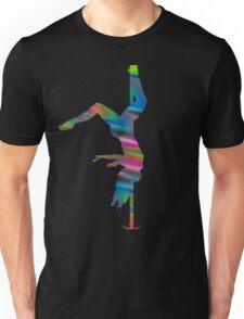STRIPPER COLORFUL Unisex T-Shirt