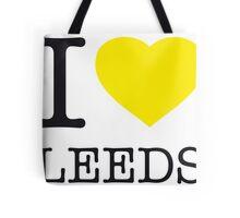 I ♥ LEEDS Tote Bag