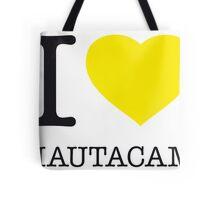 I ♥ HAUTACAM Tote Bag