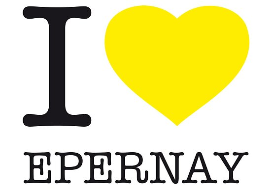 I ♥ EPERNAY by eyesblau