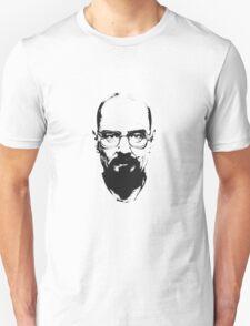 Walter White Minimalist T-shirt T-Shirt