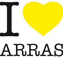 I ♥ ARRAS by eyesblau