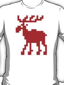 Pixel Moose T-Shirt
