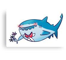 Prom Shark B Canvas Print