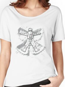 Imperial Snow Angel Women's Relaxed Fit T-Shirt