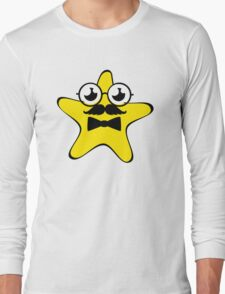 Professor Star Cartoon T-Shirt