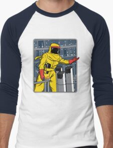 A Match Made In Space Men's Baseball ¾ T-Shirt