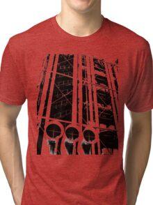 Centre Pompidou Tri-blend T-Shirt