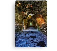 Combat Warrior Canvas Print