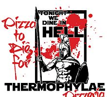 Thermophylae Pizzeria by AndreusD