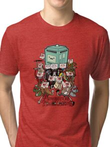 Adventure Time-Lords Tri-blend T-Shirt