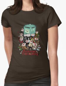 Adventure Time-Lords Womens Fitted T-Shirt