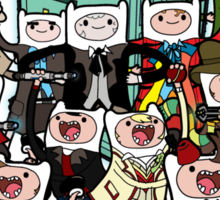Adventure Time-Lords Sticker