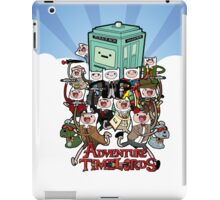 Adventure Time-Lords iPad Case/Skin