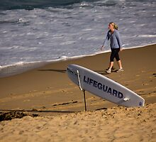 Staying Active - Beachcomber Series by reflector