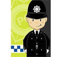 British Policeman Photographic Print