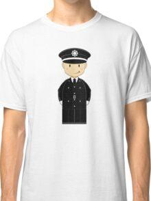 British Policeman Classic T-Shirt