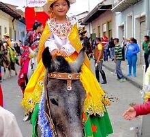 Cuenca Kids 389 by Al Bourassa