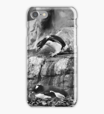 Look out below iPhone Case/Skin
