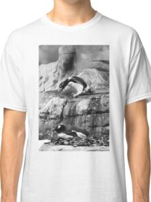 Look out below Classic T-Shirt