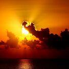 Crimson Clouds by Laurie Puglia
