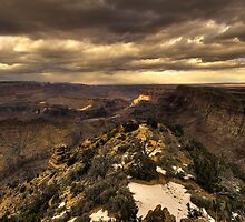 Grand Canyon East  by Rob Hawkins