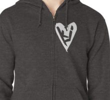 Kevin James Harte Original Mini Zipped Hoodie