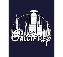 Gallifrey [Dr. Who] Photographic Print