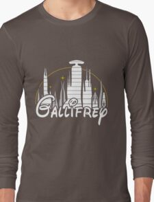 Gallifrey [Dr. Who] Long Sleeve T-Shirt
