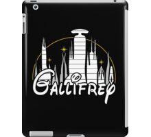 Gallifrey [Dr. Who] iPad Case/Skin