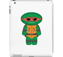 Raphael TMNT iPad Case/Skin
