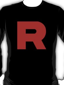 Team Rocket Shirt T-Shirt