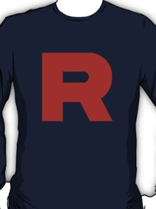 Team Rocket Shirt T-Shirt