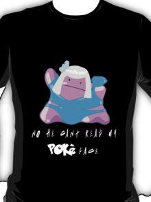 PokeFace DittoGaGa T-Shirt