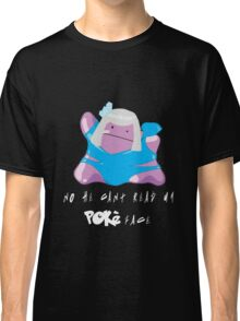PokeFace DittoGaGa Classic T-Shirt