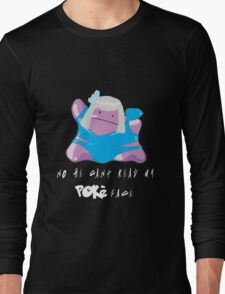 PokeFace DittoGaGa Long Sleeve T-Shirt
