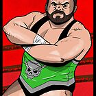 Michael Elgin by bobdahlstrom