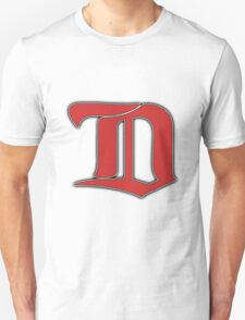 Detroit Redwings Winter Classic   T-Shirt