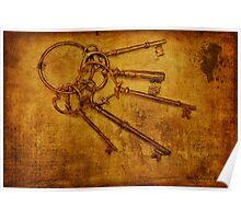 Master Keys Poster