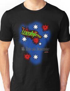 Zombies - We Puts em Downunder Unisex T-Shirt