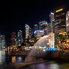 Merlion by jswolfphoto