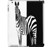 Zebra Ipad case iPad Case/Skin