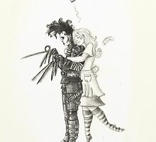 Scissorhands by Svaleroeven