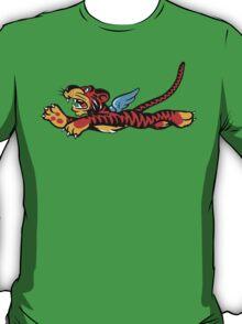Flying Tigers Emblem T-Shirt