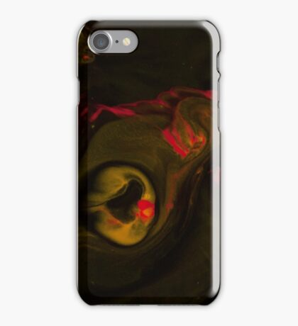 Fluid Painting S3-05 iPhone Case/Skin