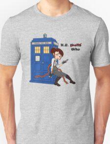 H. G. Who Unisex T-Shirt
